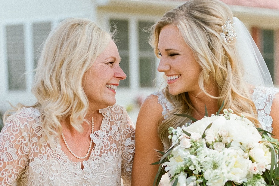 bride's mother hairstyles